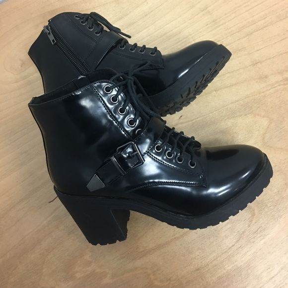 Steve Madden Shoes - Combat Boots!